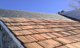 how to install cedar shake shingles