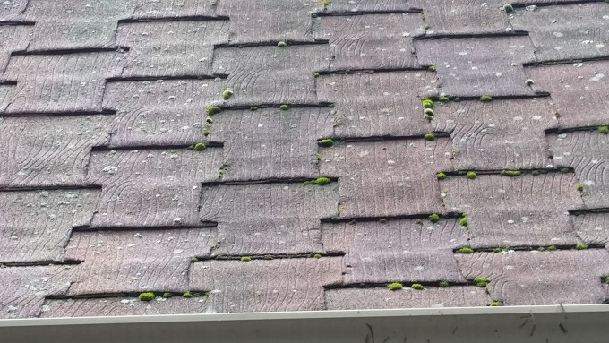 Antique Shingles T Lock Roof Denver Roofing Company