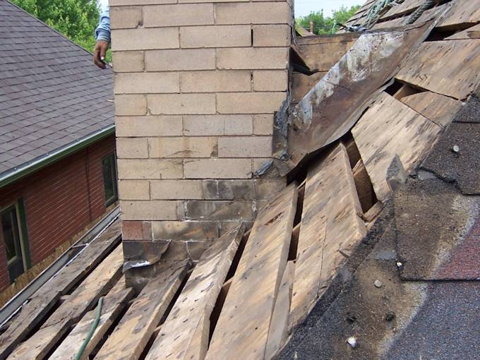 Plank Decking By Denver Roofing Repair Company Roof Worx