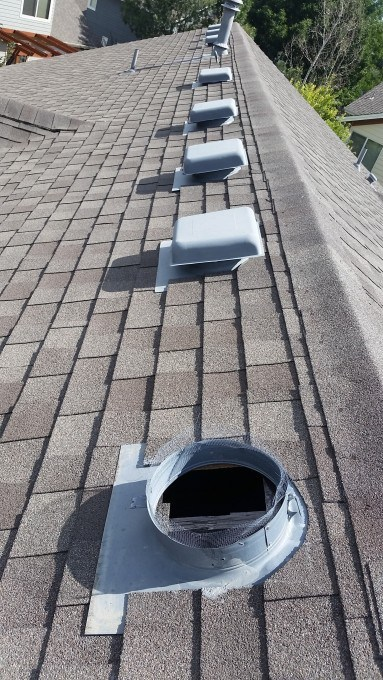Denver Roofing Repairs Venting Roof Worx