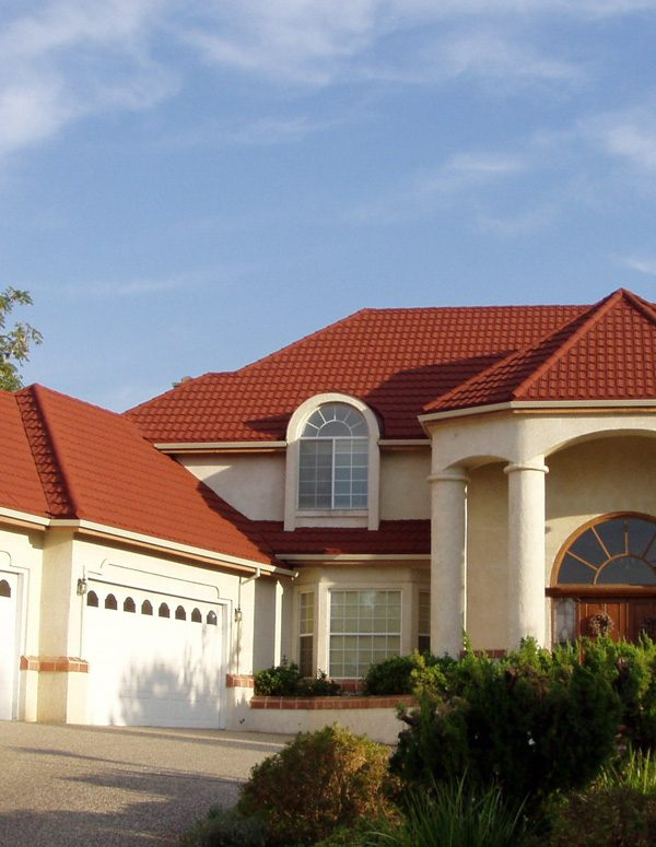 Stone Coated Residential Roofing