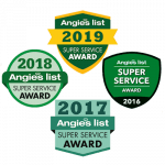 4 Time Angie's List Super Service Award